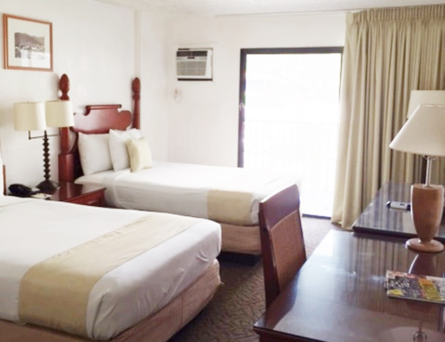 ホワイトサンズホテル-客室